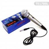 Mikrofon Tenon Gümüş