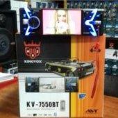 Kingvox Kv 7550bt 4.5 İnc Bluetootlu Ekranlı Oto Teyp