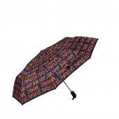 Zeus&co. Love Rüzgarda Kırılmayan Otomatik Şemsiye