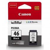 Canon Pg 46 Siyah Mürekkep Kartuş Orijinal Ürün