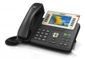 Yealınk Sıp T29g Ip Phone 4.3 (480x272) Tft Color Lcd, 16 Sıp Lıne 2xgıgabıt Port Stand Usb, Support Bluetooth Headset Wallmt Wıth Psu