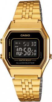 Casio La680wga 1bdf Kol Saati