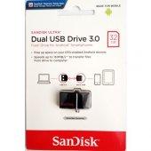 Sandisk Ultra Dual 32 Gb Usb 3.0 Usb Bellek Sddd2 032g G46