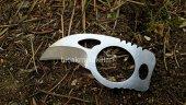 Parmak Av Bıçağı Karambit El İşçiliği 3mm 4034 Alman Çelik