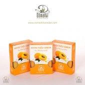 3 Adet Osmanlı Sabunları Kayısı Yağlı Sabun 100gr