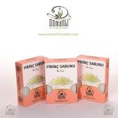 3 Adet Osmanlı Sabunları Pirinç Sabunu 100gr