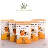 5 Adet Osmanlı Sabunları Süt Bal Sabunu 100gr