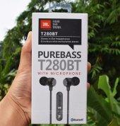 Jbl T280bt Metal Mıknatıslı Mikrofonlu Bluetooth Kulaklık