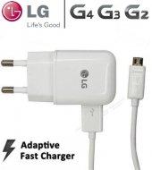 Lg G2 G3 G4 G5 V10 Orijinal Hızlı Şarj Aleti + Şarj Kablosu Micro
