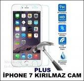 Apple İphone 7 Plus Kırılmaz Ekran Koruyucu 0.26mm Kırılmaz Cam