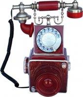 Aydınev Telefon Foto Biblo 1090 Heykel Dekoratif Obje Kamera Görü