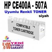Hp M570 M575 M551 Uyumlu Siyah Toner Ce400a 507a