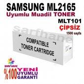 Samsung Ml 2165, Mlt D101s Muadil Toner Çipsiz