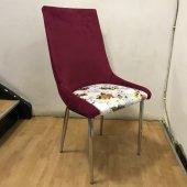 Mutfak Sandalyesi Deri Veya Kumaş
