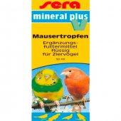 Sera Mineral Plus V Kuş Vitamini 50 Ml