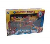 Avengers (Yenilmezler) İronman Nerf Stil Oyuncak Dart Silahı Sb28