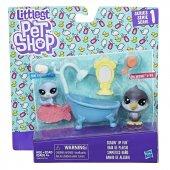 Littlest Pet Shop Miniş Mini Oyun Seti C1201 Briny & Webfoot