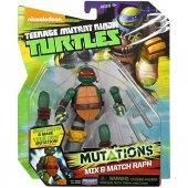 Ninja Kaplumbağalar Mutasyon Oyuncak Figür Seti Raph 90380 B