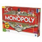 Monopoly Türkiye 01610 (Emlak Ticaret Oyunu)