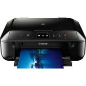 Canon Pixma Mg6850bk Tarayıcı + Fotokopi + Wi Fi Y...
