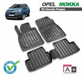 Opel Mokka 3d Havuzlu Oto Paspas