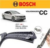Volkswagen Cc 2011 2015 Bosch Muz Silecek Seti