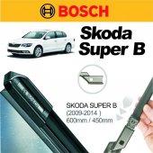 Skoda Superb Silecek Takımı (2009 2014) Bosch