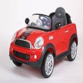 Rollplay W456qht4 Mini Cooper S Coupe Akülü Araba Kırmızı