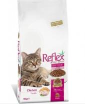 Reflex Tavuklu Yetişkin Kedi Mamasi 15 Kg Pounch Hediyeli
