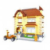Lego Ausini 828 Parça City Seti