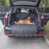 Araç Bagaj Kedi Köpek Örtüsü Evcil Hayvan Arka Bagaj Kılıfı Bagaj Havuz Minder