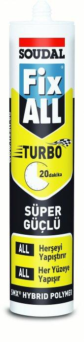 Fix All Turbo 290 Ml Kartuş Beyaz 127961
