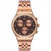 Swatch Precıous Rose Ycg414g Kadın Kol Saati Bayan Kol Saati
