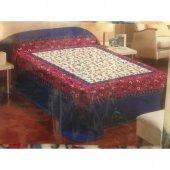Merinos Fashion Çift Kişilik Battaniye Çiçek Bahçesi