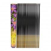 Iris Süsen Çiçeği Kokulu 20 Çubuk Tütsü Iris
