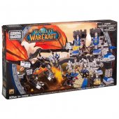 Mega Bloks World Of Warcraft Deathwing S Stormwind