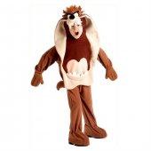 Rubies Tazmanya Canavarı Kostüm Lüks 4 6 Yaş