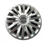 Chevrolet Uyumlu 16 İnç Jant Kapağı 4 Adet Esnek Kırılmaz Kapak 4