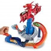 Hot Wheels Ejderha Macerası Oyun Seti
