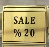 Icemen %20 İndirim Metal Vitrin Görseli