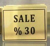 Icemen %30 İndirim Metal Vitrin Görseli