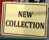 Icemen New Collection Metal Vitrin Görseli