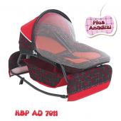 Happy Baby Plus Anadizi (Kırmızı)