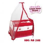 Happy Baby Class Ninni Beşik (Kırmızı)