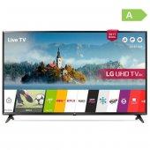 Lg 49uj630v 123 Ekran Webos 3.5 Uhd 4k Led Tv