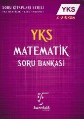 Yks 2. Oturum Matematik Soru Bankası Karekök Yayınları