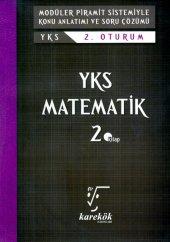 Yks 2. Oturum Matematik 2. Kitap Karekök Yayınları