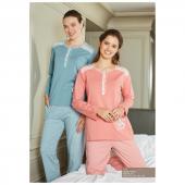 Feyza 2134 Bayan Pijama Takım