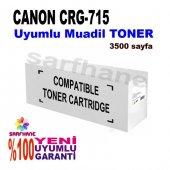 Canon Crg 715 Uyumlu Muadil Toner