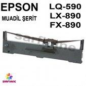 Muadil Şerit Epson Fx890 Lq590 Lx890 5 Li Paket